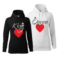 """Džemperių komplektas """"King & Queen"""""""