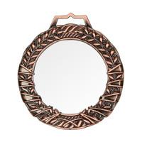 Stiklinis medalis BRONZA MGM9060B