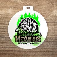 Medalis Medžioklei Nr.4 / 70mm