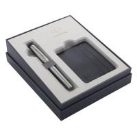 Plunksnakotis PARKER URBAN CT su kortelių dėklu firminėje dovanų dėžutėje. Graviravimas įskaičiuotas.