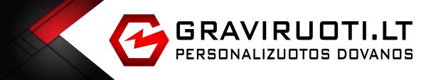 GRAVIRUOTI.LT | PERSONALIZUOTOS DOVANOS